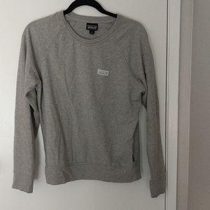 Patagonia Gray Sweater